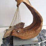El Arpa - Escultura - Miguel Sanza