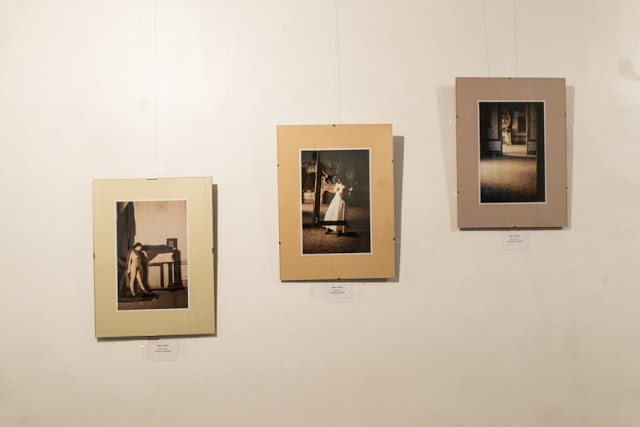 "Colectiva de fotografias ""7 visiones"""