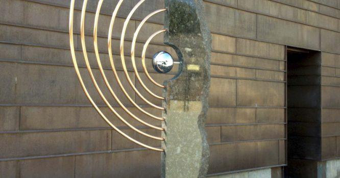 Los 7 Círculos - Escultura - Miguel Sanza
