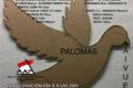 cartel Palomas al vuelo