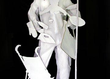 Harta - Escultura - Miguel Sanza