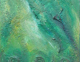 Tres puntos - Pinturas - Miguel Sanza